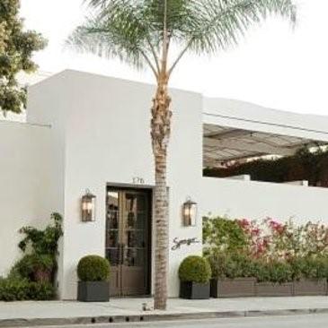 Restaurant Spago Beverly Hills